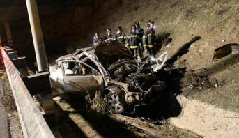 مصرع أربعة شبان مغاربة في حادثة سير خطيرة بجهة مدريد