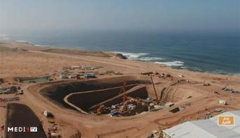 """مشروع تحلية مياه البحر لأكادير """"أحد أكبر"""" المشاريع بإفريقيا ومنطقة المتوسط"""