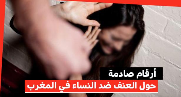 تقرير صادم ..أكثر من نصف المغربيات يتعرضن للعنف