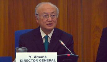 Nucléaire: décès du directeur général de l'AIEA Yukiya Amano