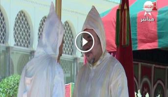 فيديو .. توشيح تلميذة البكالوريا زينب عكرود المصابة بالسرطان