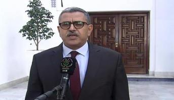 تعيين أعضاء الحكومة الجزائرية الجديدة