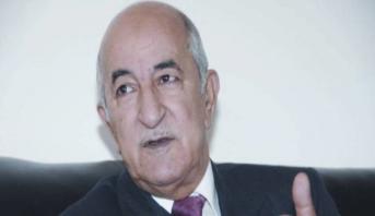 الرئاسة الجزائرية تخرج عن صمتها حول صحة الرئيس عبد المجيد تبون