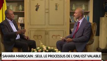 الرئيس الغيني ألفا كوندي في لقاء حصري مع قناة ميدي1 تيفي AFRIQUE