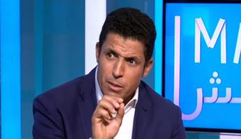 عموتة يستدعي مدافع الرجاء لمباراة الجزائر
