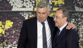 الادعاء العام الاسباني يرفع دعوى احتيال ضريبي ضد أنشيلوتي المدرب السابق لريال مدريد