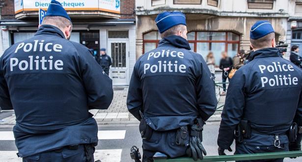 العثور على متفجرات في مخبأ في اندرلخت ببلجيكا