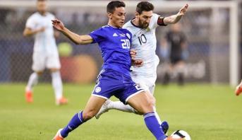 Copa América: l'Argentine et le Paraguay se quittent sur un nul