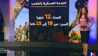 شاشة تفاعلية .. كيف سيتم تطبيق القانون المتعلق بالخدمة العسكرية ؟
