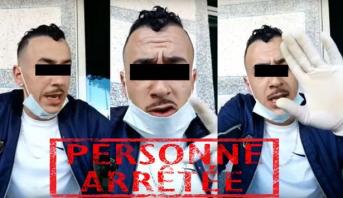 توقيف شخص بتطوان ظهر في فيديو مدعيا تسجيل وفيات مزعومة بسبب فيروس كورونا