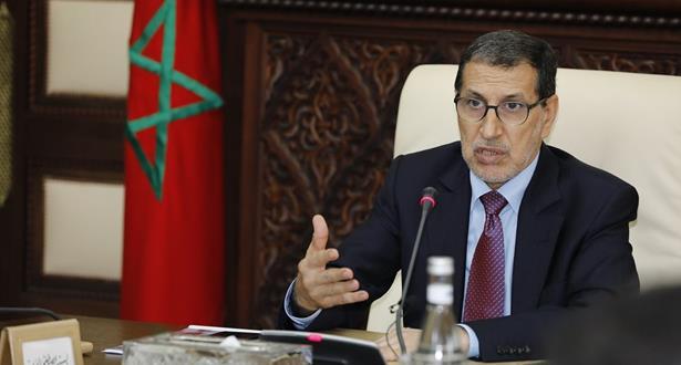 Le Maroc devient de moins en moins dépendant de la pluviométrie (M. El Otmani)