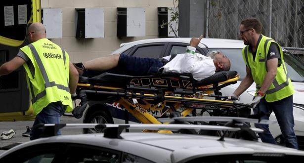 ارتفاع حصيلة الاعتداءين على مسجدين في نيوزيلندا إلى 49 قتيلا