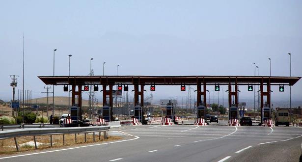 الشركة الوطنية للطرق السيارة بالمغرب تعلن عن وجود ضباب متزايد عند بعض مقاطع الطرق السيارة