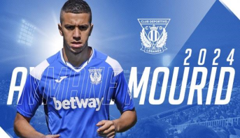 Liga : Le Marocain Aymane Mourid signe à Leganés jusqu'au 2024