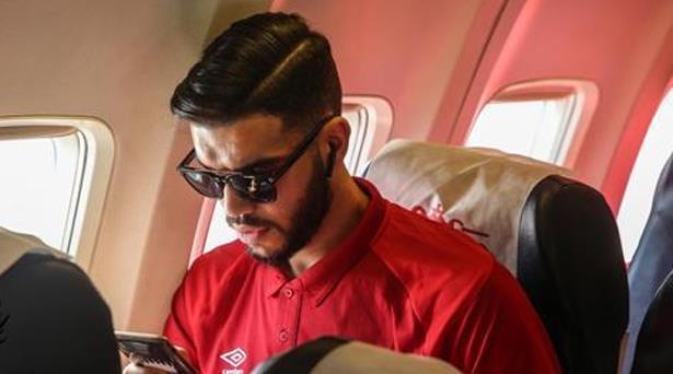 رسميا .. أزارو ينتقل إلى الدوري السعودي