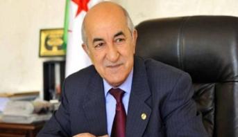 """Covid-19: le président algérien en """"confinement volontaire"""" de 5 jours"""