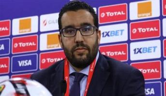 Le Marocain Abdelmounaïm Bah nouveau secrétaire général de la CAF