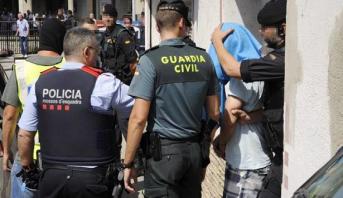 الشرطة الاسبانية تؤكد التعرف على هوية سائق الشاحنة التي استخدمت في اعتداء برشلونة