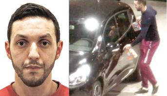 Attentats de Paris: le suspect-clé Mohamed Abrini interpellé en Belgique