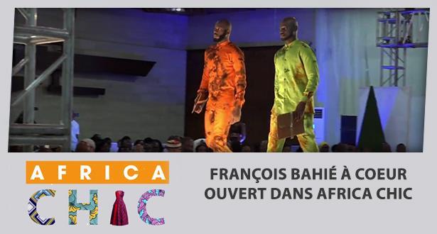 François Bahié à coeur ouvert dans Africa Chic