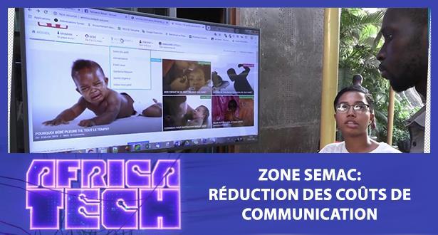 Zone SEMAC: réduction des coûts de communication