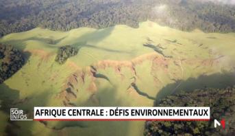 Afrique centrale: les défis environnementaux