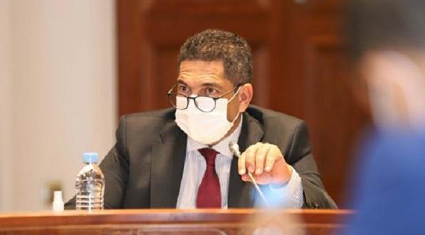 Amzazi: l'annulation de l'examen régional de la 1-ère année du baccalauréat est impossible