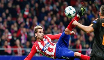 """Espagne: Griezmann reconnaît avoir le Ballon d'Or """"en tête"""""""