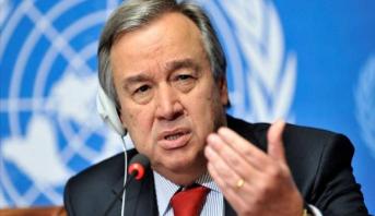 Le SG l'ONU appelle à protéger les communautés affectées par le dérèglement climatique