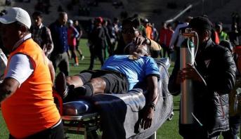 وفاة حكم أثناء قيادته لمباراة فوق أرضية ملعب على ارتفاع أزيد من 4000 متر ببوليفيا