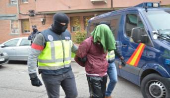 """إسبانيا.. اعتقال سوريين يشتبه في انتمائهما لـ """"داعش"""" و """"القاعدة"""""""