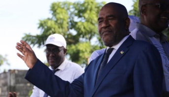 إعادة انتخاب غزالي عثماني رئيسا لجزر القمر لولاية ثانية