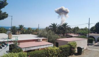 قتيل داخل منزل جراء انفجار مرتبط باعتداء برشلونة