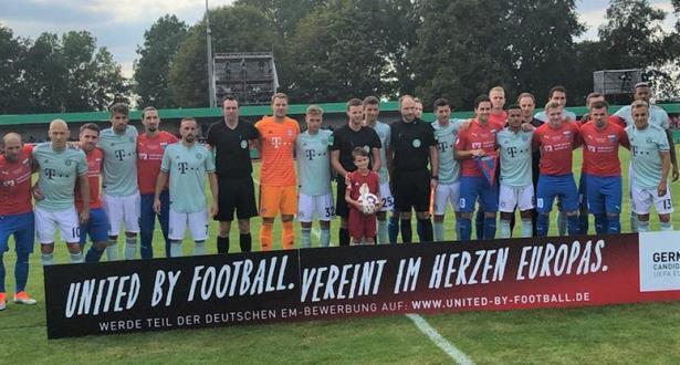 """فريق مغمور يخوض """"مباراة القرن"""" ضد بايرن في كأس ألمانيا"""