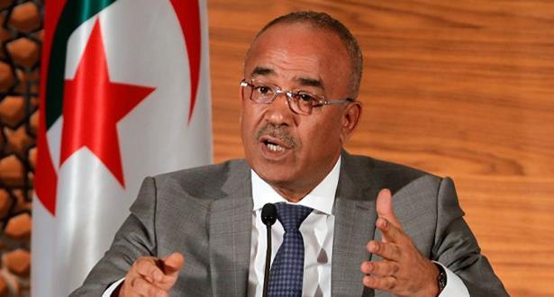رئيس الوزراء الجزائري الأسبق نور الدين بدوي تحت المراقبة القضائية