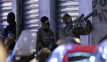 Attentats de Paris: un atelier de confection de bombes découvert à Bruxelles