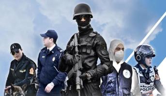 فعالية وجاهزية وتطور ، بالأرقام والمعطيات .. الحصيلة السنوية لمصالح الأمن الوطني في 2020