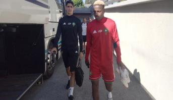 بونو يكشف حقيقة خلافه مع رونار قبل مباراة إسبانيا