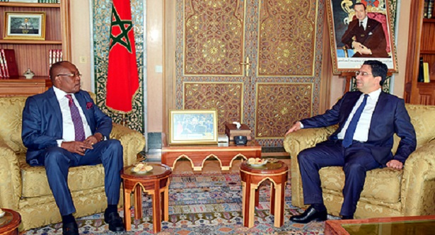 Le Maroc et l'Angola examinent à Rabat les moyens de renforcer leurs relations bilatérales