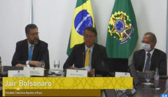 """بولسونارو : المغرب شريك """"استراتيجي"""" بالنسبة للبرازيل"""