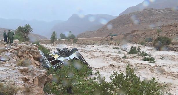 Renversement d'un autocar dans la province d'Errachidia: Trois autres corps retrouvés (autorités locales)