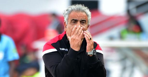 """البنزرتي: """"نادي الوداد جاهز لمباراة الديربي ضد مولودية الجزائر"""""""