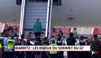 Biarritz: les enjeux du sommet du G7