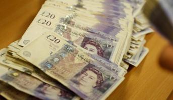 GB: mystérieuse apparition de billets de banque dans les rues d'un ancien village