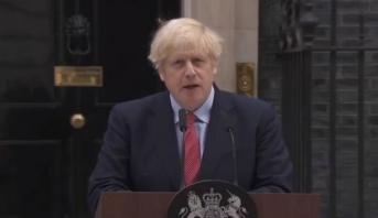 Covid-19: Boris Johnson appelle les Britanniques à continuer à respecter le confinement