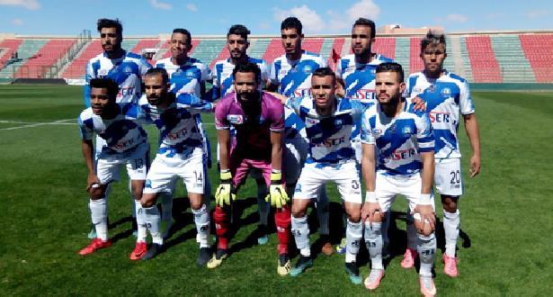 Botola Pro D1: Victoire à domicile de la Renaissance Zemamra face au Mouloudia d'Oujda