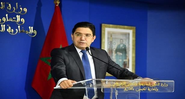 Migration: le Maroc ne ménage aucun effort pour contribuer à la mise en œuvre des objectifs du Pacte de Marrakech (Bourita)