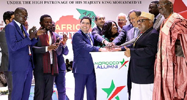 Rabat: Bourita s'entretient avec ses homologues mauritanien, guinéen et ghanéen