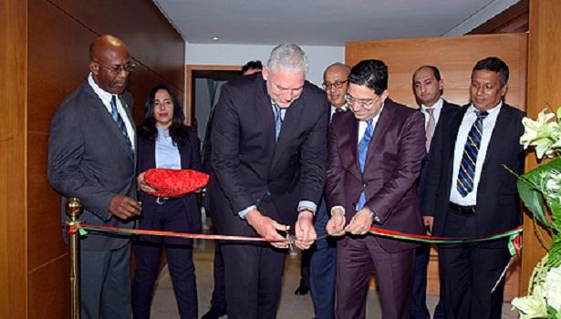 Rabat: inauguration de l'ambassade de l'Organisation des États de la Caraïbe orientale