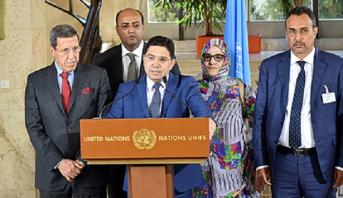 Seconde table ronde sur le Sahara marocain: la déclaration de Bourita